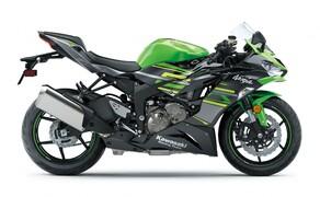 Top 5 Motorradneuheiten 2019 von Mex Bild 10 Platz 5: Kawasaki Ninja ZX-6R