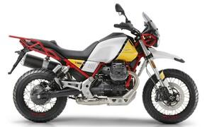 Top 5 Motorradneuheiten 2019 von Vauli Bild 4 Platz 2: Moto Guzzi V85 TT