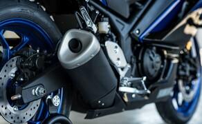 Yamaha YZF-R3 Test 2019 Bild 15