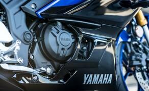 Yamaha YZF-R3 Test 2019 Bild 17