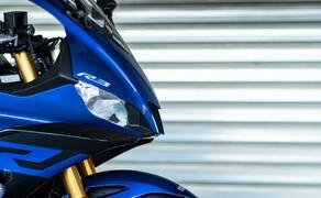 Yamaha YZF-R3 Test 2019 Bild 18