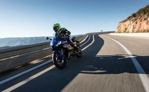Yamaha YZF-R3 Test 2019 Bild 10