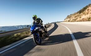 Yamaha YZF-R3 Test 2019 Bild 2