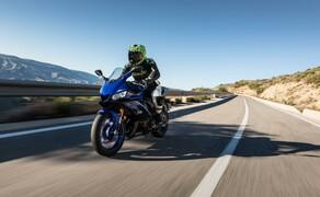 Yamaha YZF-R3 Test 2019 Bild 19