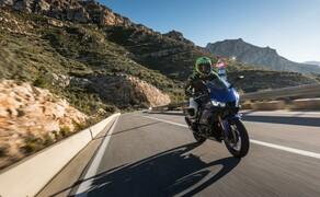Yamaha YZF-R3 Test 2019 Bild 6