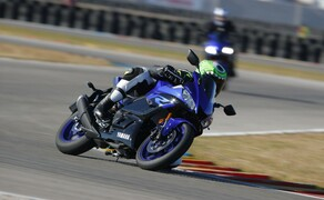 Yamaha YZF-R3 Test 2019 Bild 4