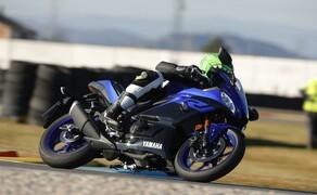 Yamaha YZF-R3 Test 2019 Bild 9