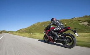 Honda CBR650R Test - Eindrücke und Details Bild 8
