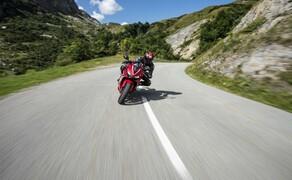 Honda CBR650R Test - Eindrücke und Details Bild 12