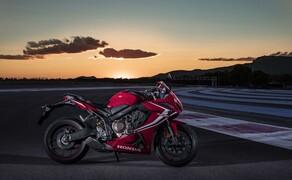 Honda CBR650R Test - Eindrücke und Details Bild 13