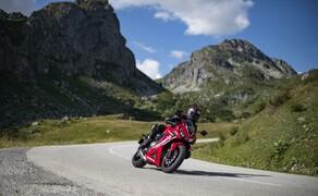 Honda CBR650R Test - Eindrücke und Details Bild 14