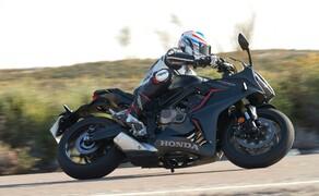Honda CBR650R Test - Eindrücke und Details Bild 20