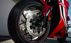 Honda CBR650R Test - Eindrücke und Details Bild 11