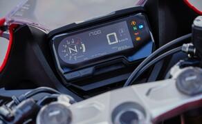 Honda CBR650R Test - Eindrücke und Details Bild 5