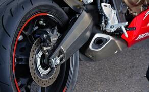 Honda CBR650R Test - Eindrücke und Details Bild 10