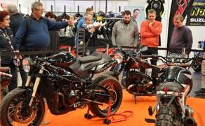 Motorradmesse in Leipzig eröffnet die Saison 2019 Bild 8