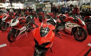 Motorradmesse in Leipzig eröffnet die Saison 2019 Bild 13