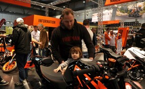 Motorradmesse in Leipzig eröffnet die Saison 2019 Bild 15