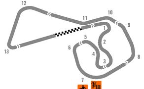 MotoGP Sachsenring - KTM Fantribüne T9 Tickets Bild 3