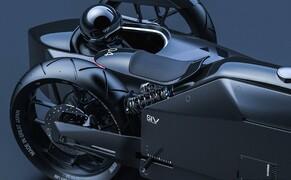 SIV Katana Sword Concept Bike Bild 10