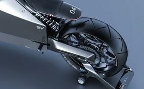 SIV Katana Sword Concept Bike Bild 2