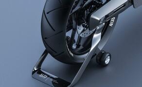 SIV Katana Sword Concept Bike Bild 11