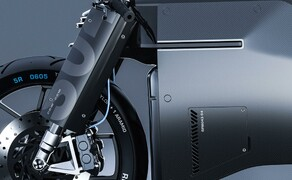 SIV Katana Sword Concept Bike Bild 8