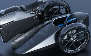 SIV Katana Sword Concept Bike Bild 14