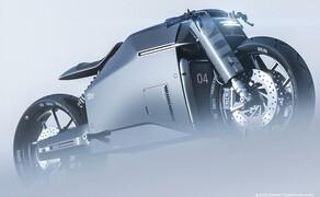 SIV Katana Sword Concept Bike Bild 15