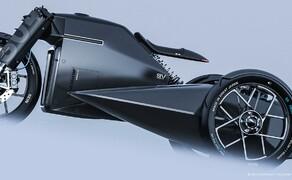 SIV Katana Sword Concept Bike Bild 16