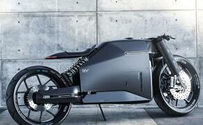 SIV Katana Sword Concept Bike Bild 1