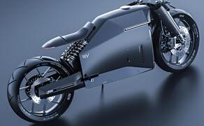 SIV Katana Sword Concept Bike Bild 4