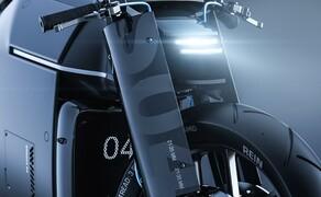 SIV Katana Sword Concept Bike Bild 7