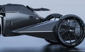 SIV Katana Sword Concept Bike Bild 19