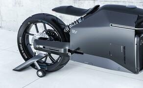 SIV Katana Sword Concept Bike Bild 20