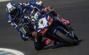 Suter Kupplung: MotoGP Technologie im Schweizer Yamaha R3 Cup Bild 6