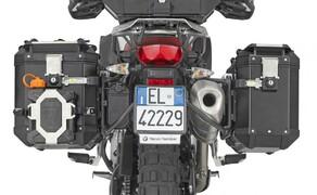 GIVI Zubehör für die BMW F 850 GS Bild 10 PL5127CAM: Spezifischer Stahlrohr-Seitenkofferträger für Trekker Outback MONOKEY CAM-SIDE Koffer - Preis: 254,99 €