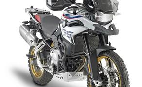 GIVI Zubehör für die BMW F 850 GS Bild 4 D5127SG: Spezifisches Windschild, getönt ABE in Vorbereitung - Preis: 90,50 €