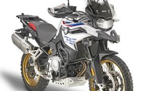 GIVI Zubehör für die BMW F 850 GS Bild 6 D5127STG: Spezifisches Windschild, transparent ABE in Vorbereitung - Preis: 102,99 €