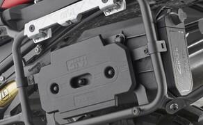 GIVI Zubehör für die BMW F 850 GS Bild 8 TL5127CAMKIT: Spezifischer Alu Träger für MONOKEY Koffer - Preis: 64,00 €