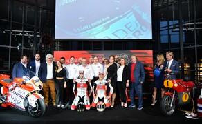 MV Agusta präsentiert Moto2 Forward Racing Team für 2019 Bild 17