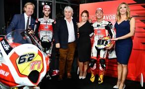 MV Agusta präsentiert Moto2 Forward Racing Team für 2019 Bild 19