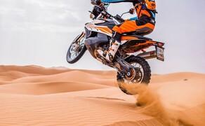 KTM ORANGE DAYS - 06. APRIL 2019 Bild 3 KTM 790 ADVENTURE R - ernsthafte Offroad-Performance für extreme Abenteuer