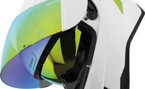 ICON AIRFORM Helm 2019 Bild 4 AIRFORM Green