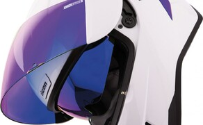 ICON AIRFORM Helm 2019 Bild 5 AIRFORM Purple