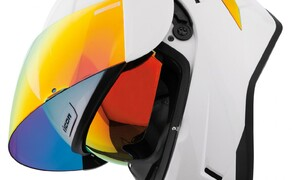 ICON AIRFORM Helm 2019 Bild 6 AIRFORM Red 2