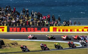 Pirelli DIABLO Rennstreckenreifen 2019 Bild 15