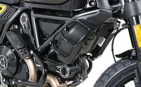 Hepco&Becker Zubehör für die Ducati Scrambler 800 (BJ. 19) Bild 4 Kühlerschutzbügel-Set: 139,95 €