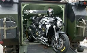 Honda CB1000R-adical by Fuhrer Moto Bild 5
