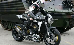 Honda CB1000R-adical by Fuhrer Moto Bild 7